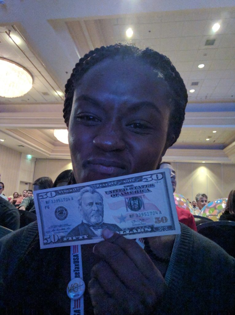 That one time Noah Kagan gave me $50 and lottery ticket, say what?!
